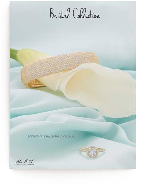 Bridal Jewelry look book Catalog